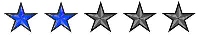 2 stars FTR