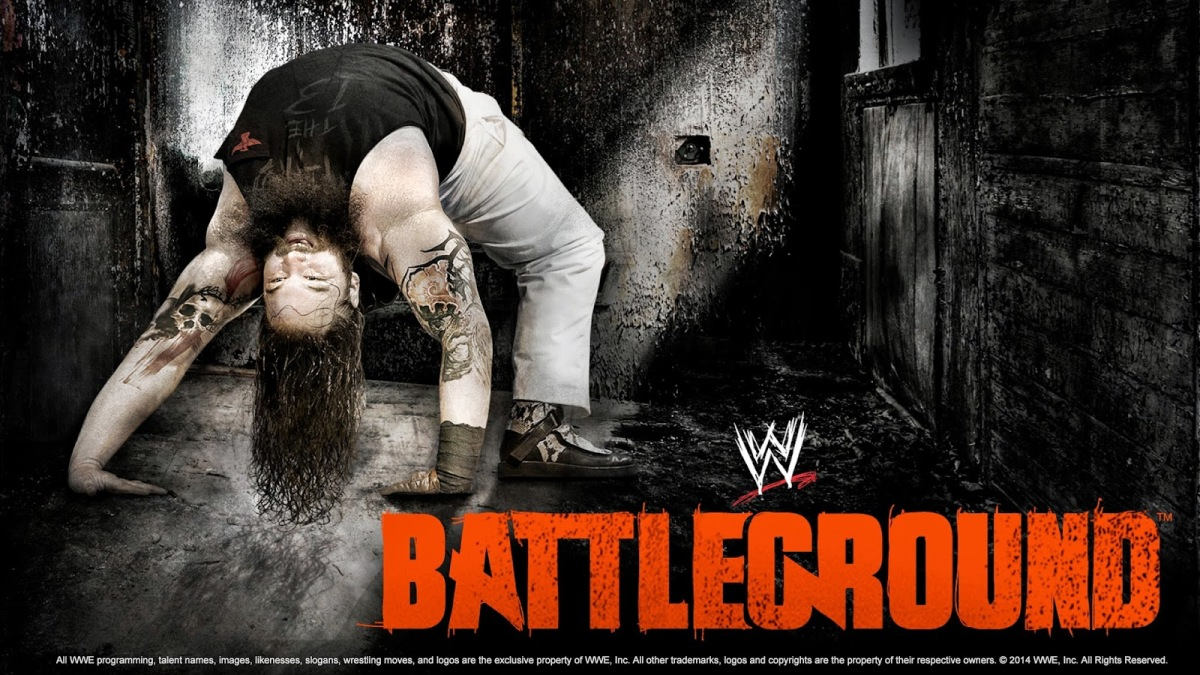 WWE Battleground 2014 Live Review